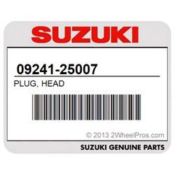 PLUG CYLINDER H Suzuki 09241-25007