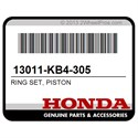 OEM# 13011-KB4-305 Honda Ring Set Piston