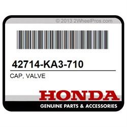 OEM HONDA 42714-KA3-710 CAP,VALVE