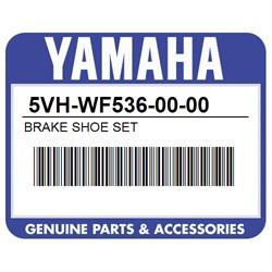BRAKE SHOE FITS YAMAHA 5VH-WF536-00-00
