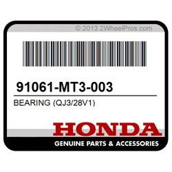 HONDA GL1200 91061-MT3-003 BEARING 28X68X18MM NOS 1 QTY VINTAGE FREE SHIPPING