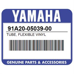 TUBE  FLEXIBLE Yamaha 91A20-05039-00