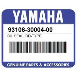 Yamaha 93106-30004-00 OIL SEAL DD-TYPE