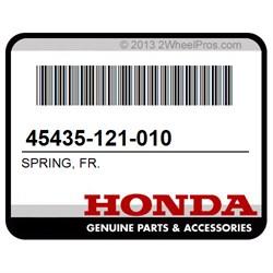 FR. HONDA 45435-121-010 SPRING