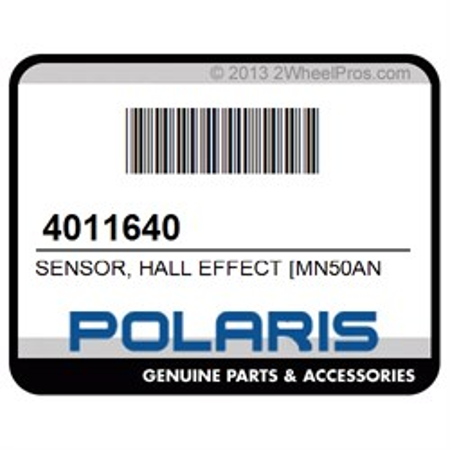 Polaris Sportsman 500 800 EFI Hall Effect Speed Sensor 4011640 2007 2008 2009