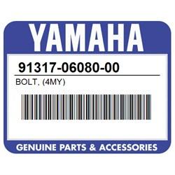 Yamaha 91317-06080-00 4MY BOLT
