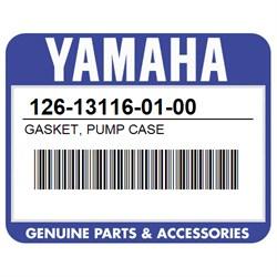 Qty 1 3MT-13116-00-00 New OEM Yamaha ATV Pump Case Gasket