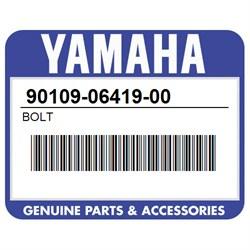 Yamaha 90109-06419-00 BOLT