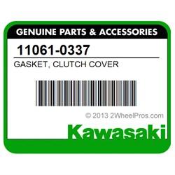 for Kawasaki 11061-0337 Clutch Cover Gasket