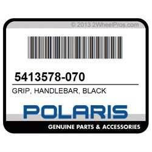 Polaris Scrambler Handlebar Hand Grips 5412900-070