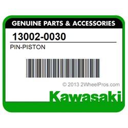 NEW 2012-2014 GENUINE KAWASAKI KX250F ENGINE PISTON 13001-0730