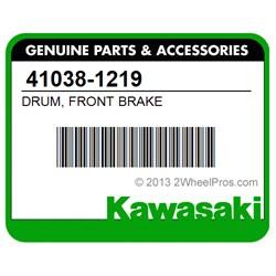 Drum//Brake 41038-1219