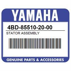 STATOR FITS YAMAHA 4BD-85510-20-00