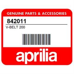 Drive belt for Aprilia Scarabeo 125 200  Cube 842011 Sportcity