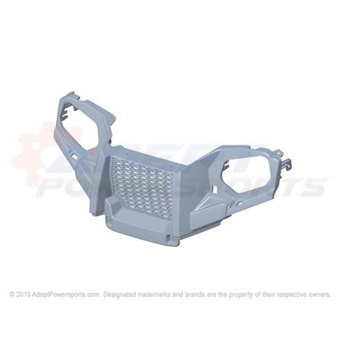 Polaris Bumper Front Fascia Blk 5438559-070 New OEM