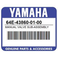 YAMAHA MANUAL RELEASE VALVE 64E-43860-00-00 64E-43860-00-00 64E-43860-01-00