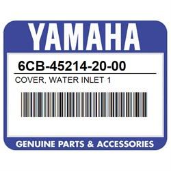 Yamaha OEM Part 6CB-45214-20-00