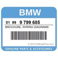 01999799685 Bmw Brochure Wiring Diagrams K1200rs Ab Mj 97