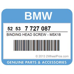 BMW 1974 2002 Headlight Adjusting Screws Parts 8650137 and 8650138