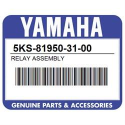 Yamaha OEM Part 5KS-81950-30-00