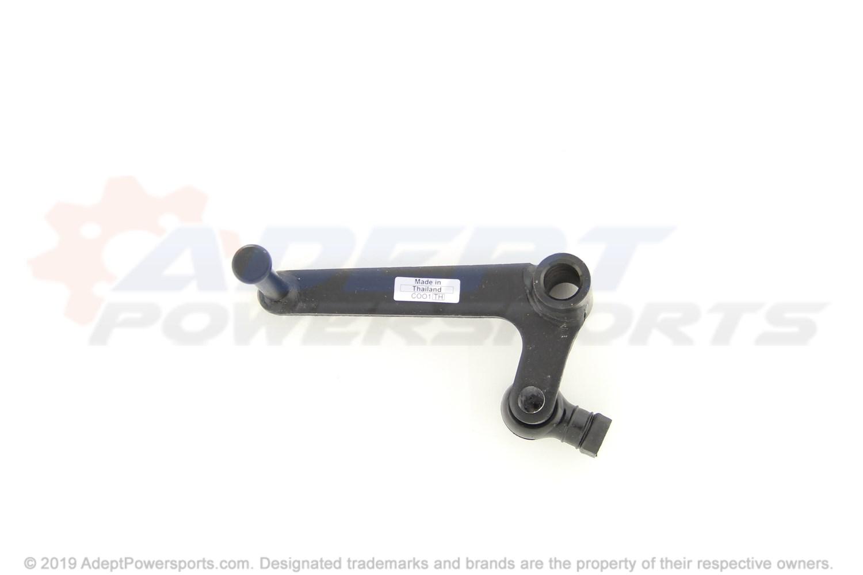 Honda 24781-KR3-770 Rub Gearshift Pedal