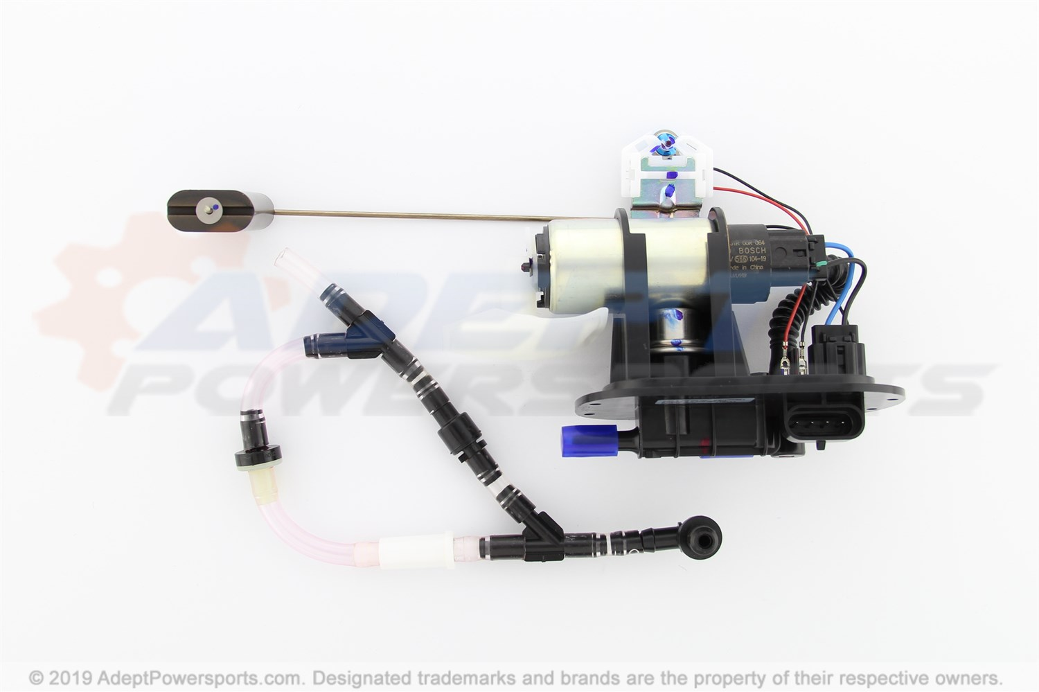 Intank Fuel Pump for Bombardier Can-Am Outlander 650 4X4 2006-2012