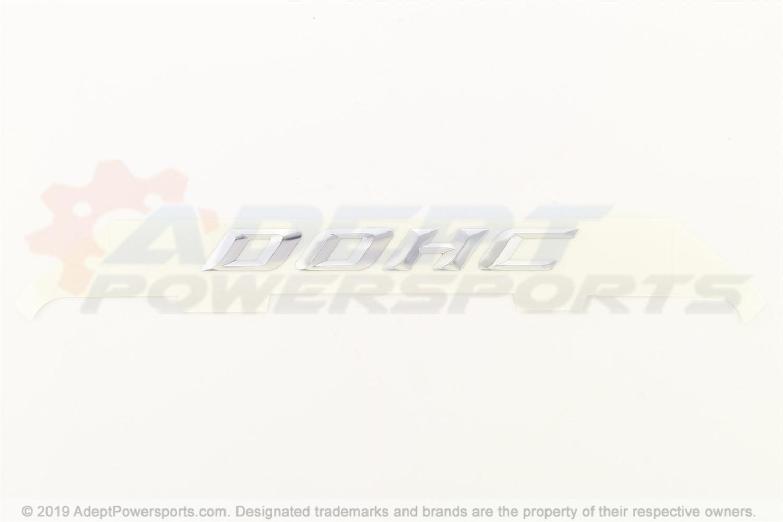 HONDA BLUE DECAL STICKER 74265-HW1-A21ZB
