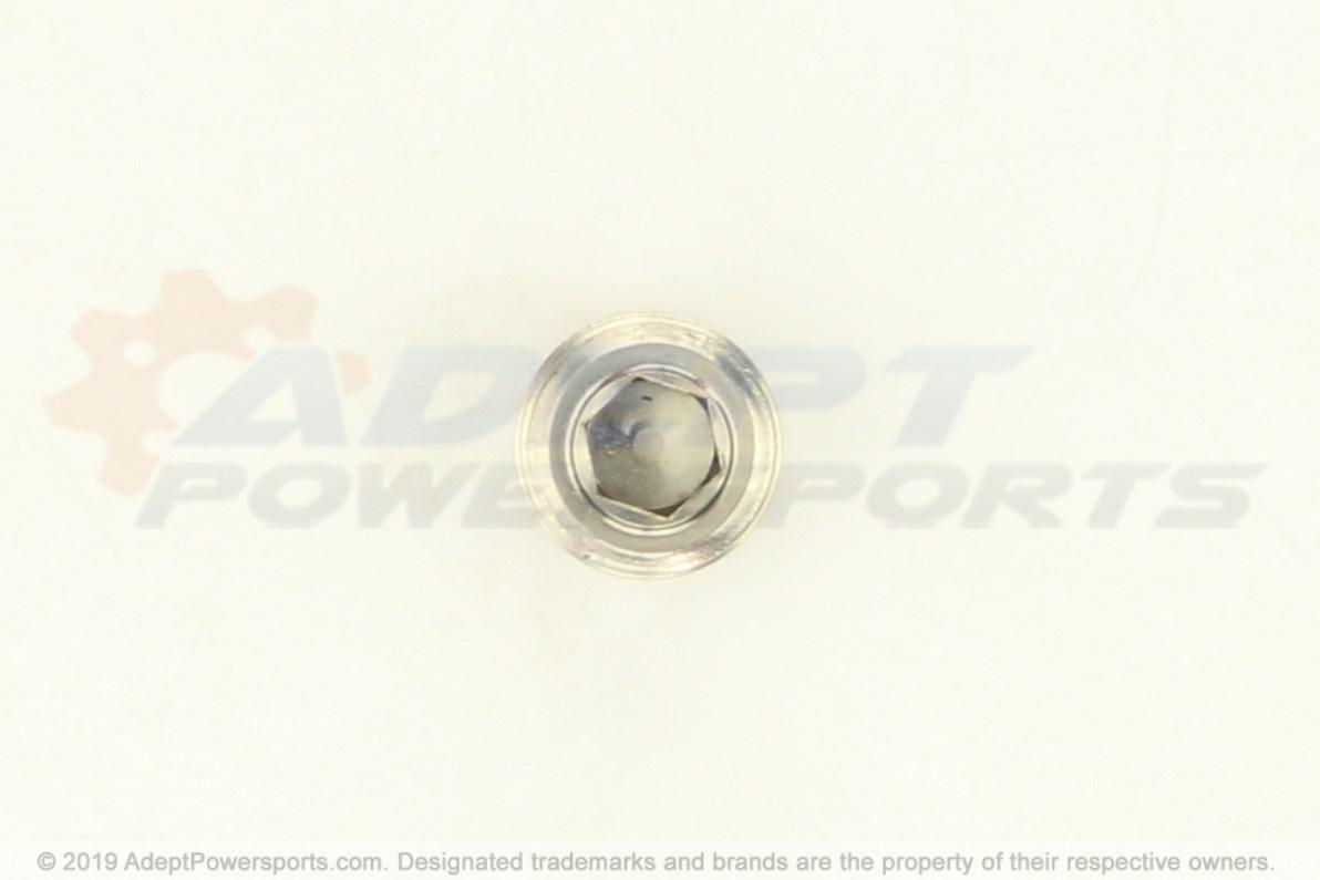 NOS Seadoo Pipe Plug Socket Head 1//8-27 Npt 211500001 NEW OEM